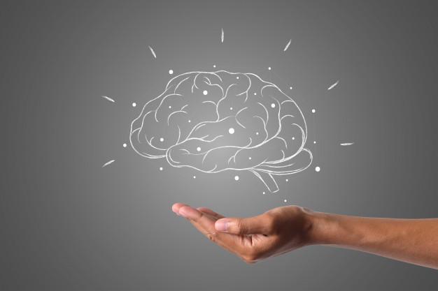 cerebro mano  - Daño cerebral, diferenciación y tipos de ictus o embolias